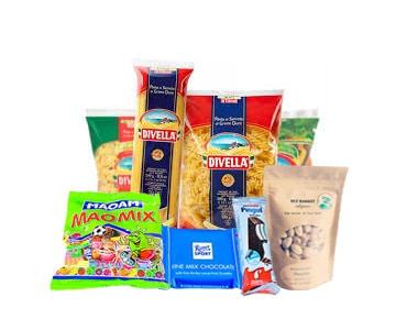 Packaging alimentare flexo