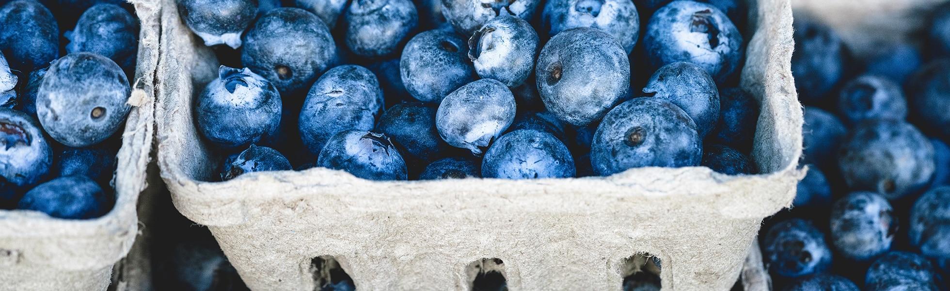 Vaschetta in carta per frutta