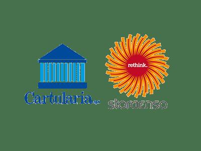 Logo Cartularia Stora Enso