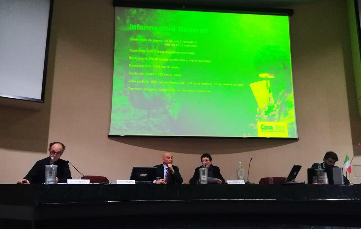 certificazione carbonio neutralità - ambasciatrice costa rica