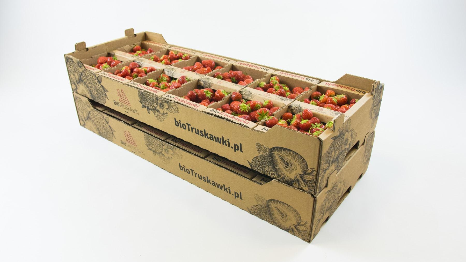 Imballaggio per ortofrutta Smurfit Kappa - soluzioni di packaging innovative e sostenibili