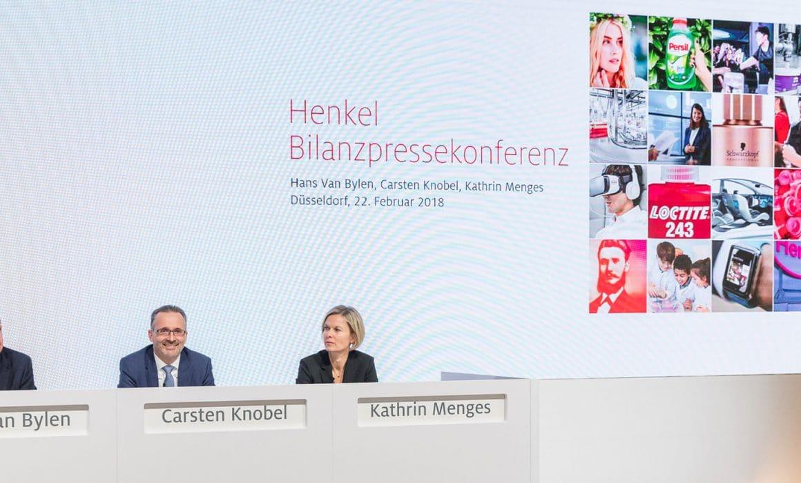 Conferenza Henkel 2018