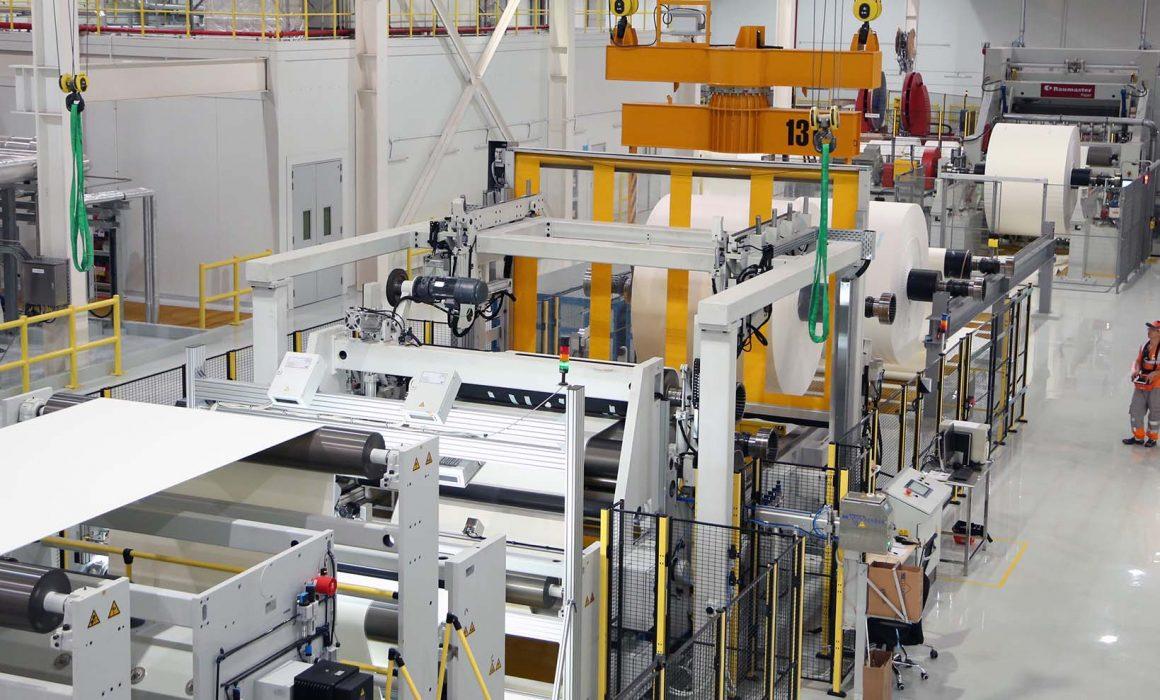 Cartoncino politenato - Nuovo impianto di Stora Enso
