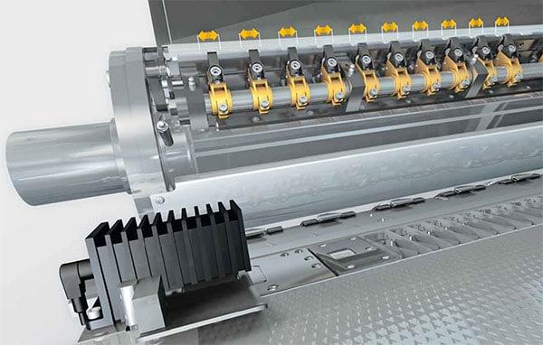 Rapida 106 di Koenig & Bauer - DriveTronic SIS