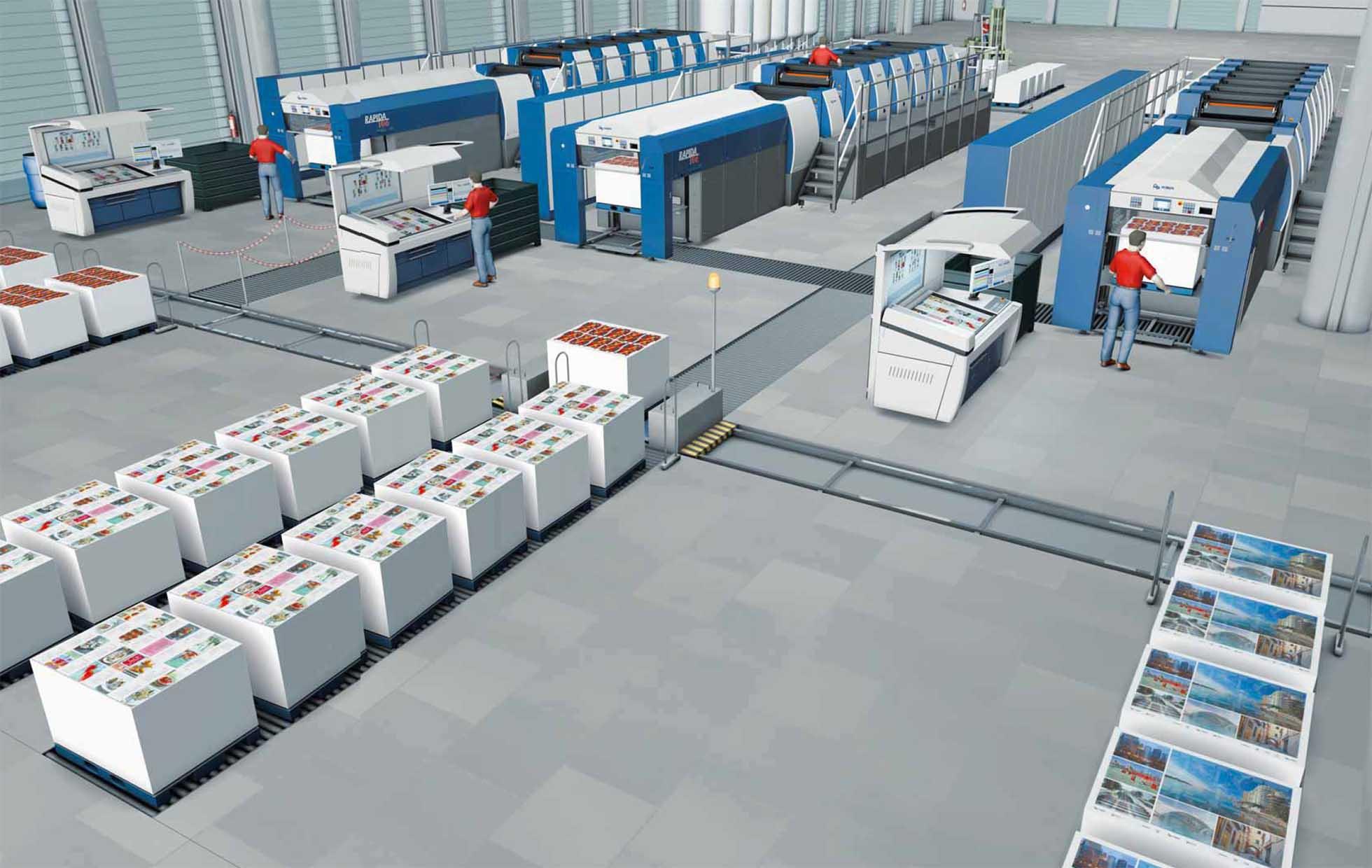 Rapida 106 - Sistemi logistici