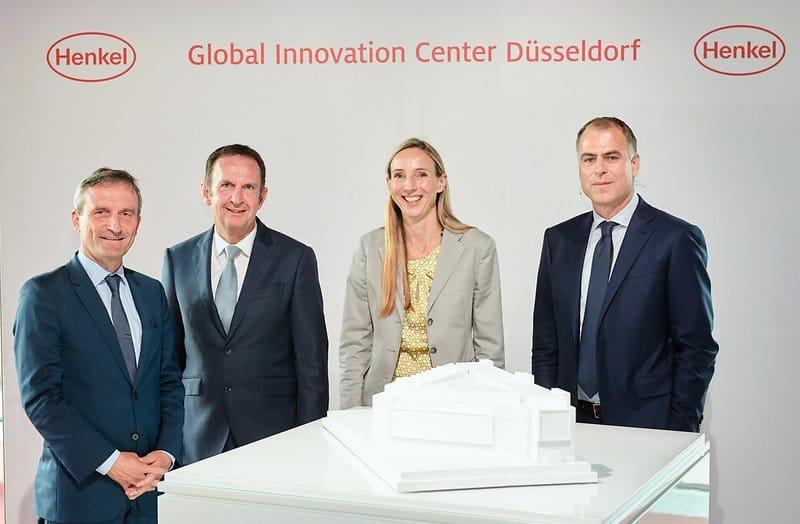 Global Innovation Center for Adhesive Technologies - Modello 3D