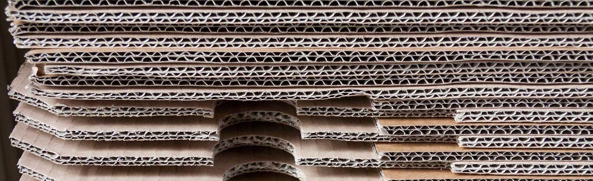 Scatole in Cartone Ondulato - Pisani Spa