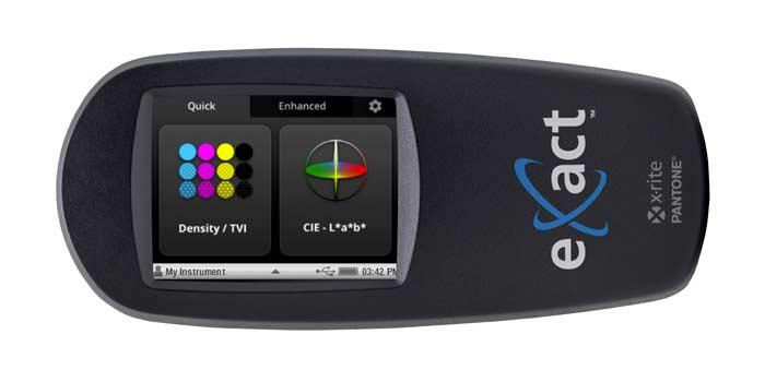 Spettrofotometro eXact