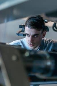 AR-DataGlass per l'assistenza da remoto nelle macchine da stampa flexo