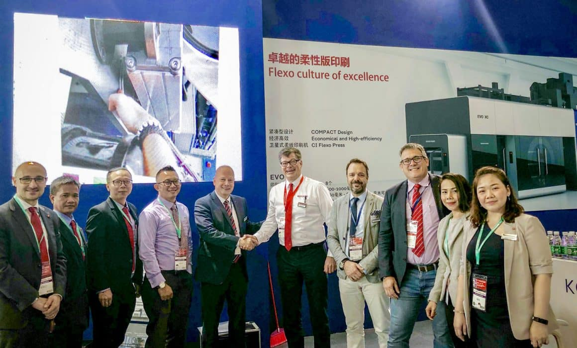 Rickermann partnership con Flexotecnica nel sudest asiatico