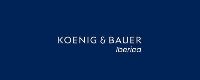 Logo Koenig & Bauer Iberica