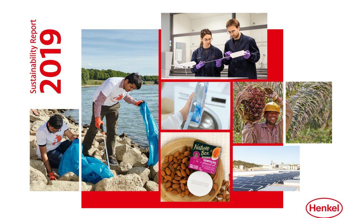 Report sulla sostenibilità di Henkel del 2019