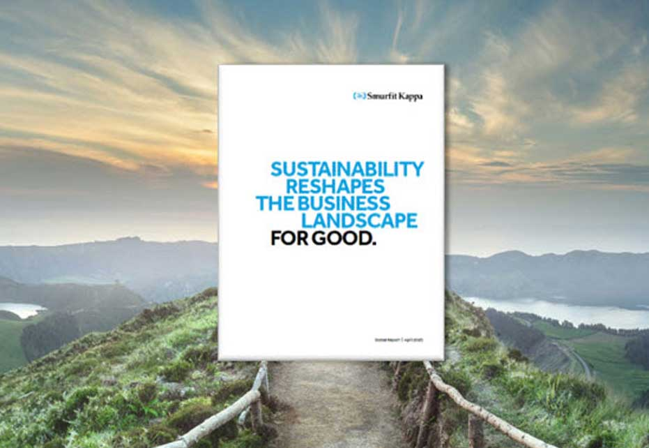 Sondaggio sulla sostenibilità di Smurfit Kappa