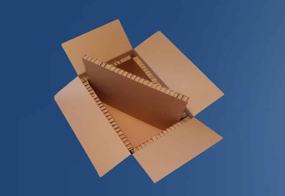 ThermoBox - imballaggio in cartone per alimenti surgelati