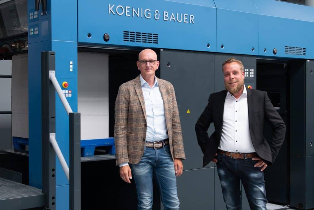 Henrik Jung e Ralf Engels