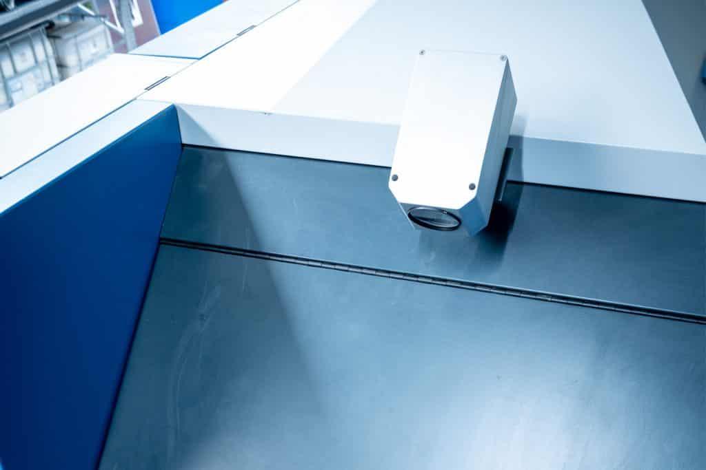 Videocamera del sistema QualiTronic PDFCheck