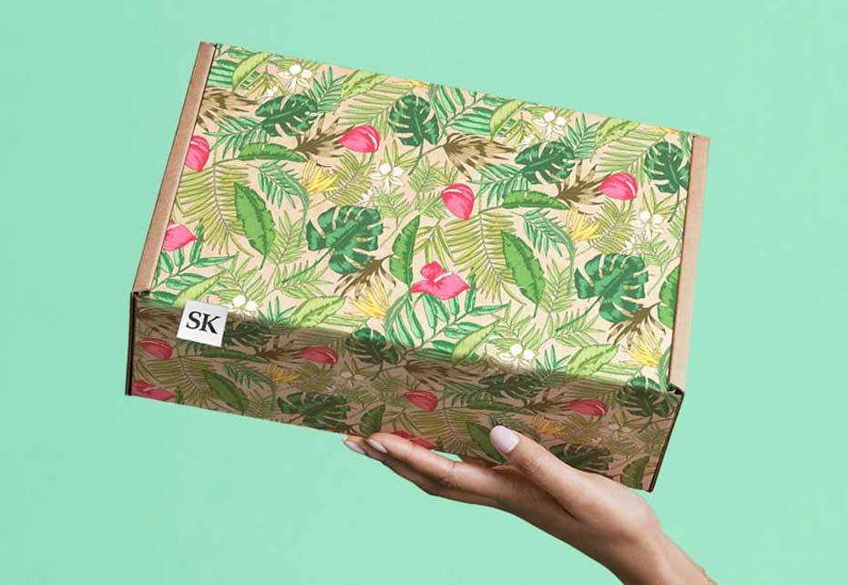 Fashion E-commerce Packaging