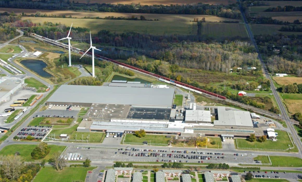 Stabilimento Henkel a Ginevra, NY
