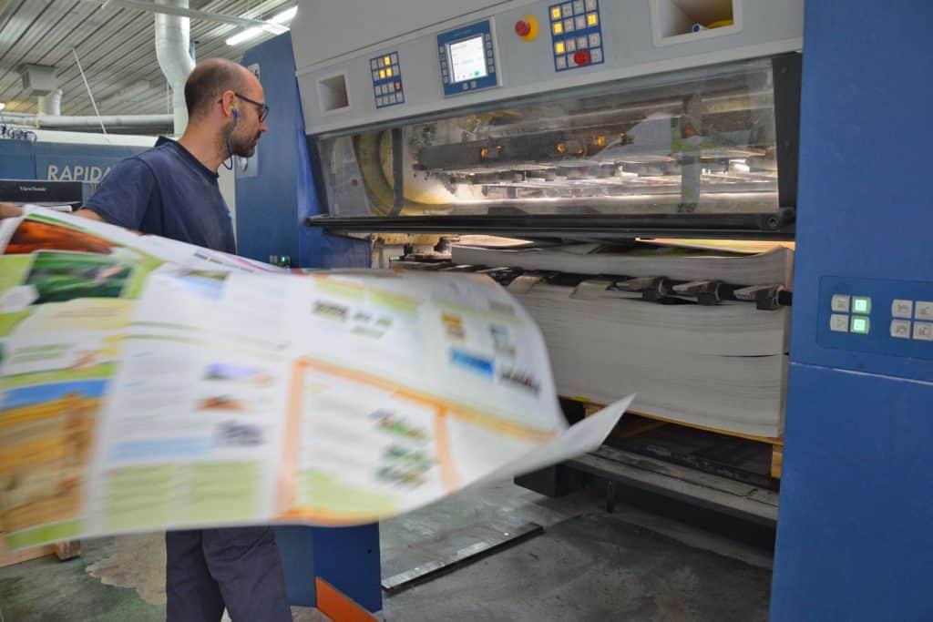 Stampa su Rapida di grande formato