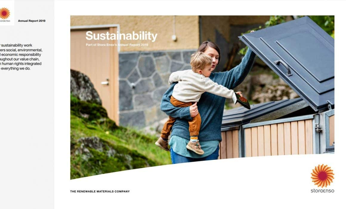 Sustainability Report 2019 di Stora Enso