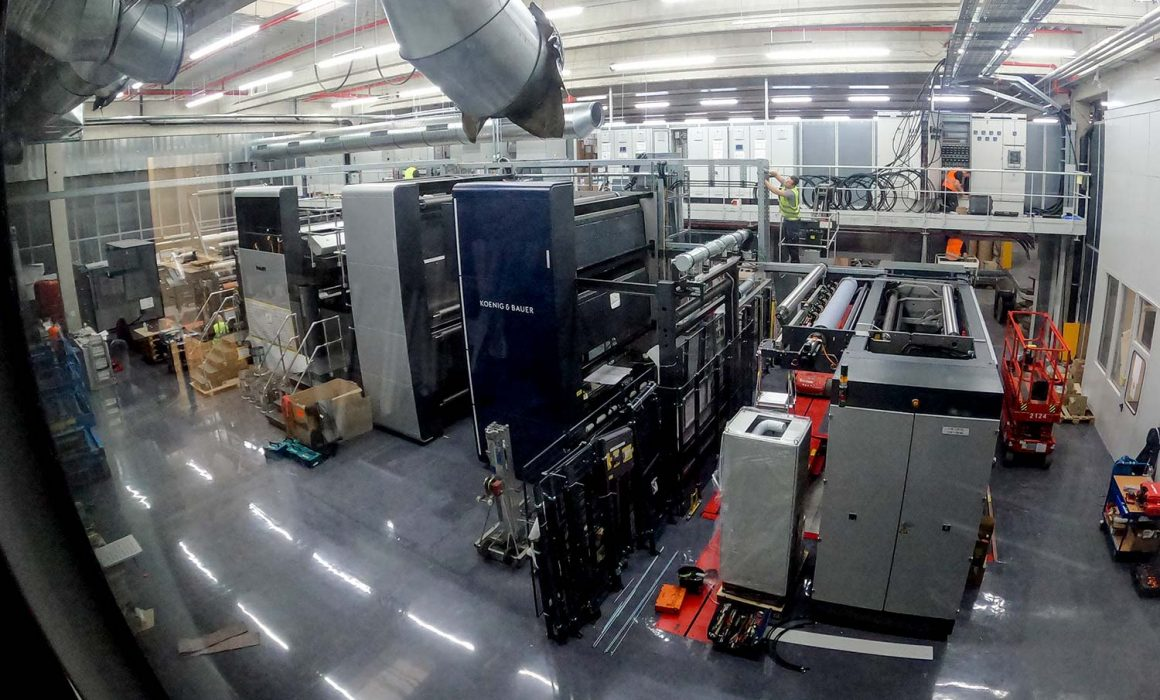 La terza RotaJET di Interprint