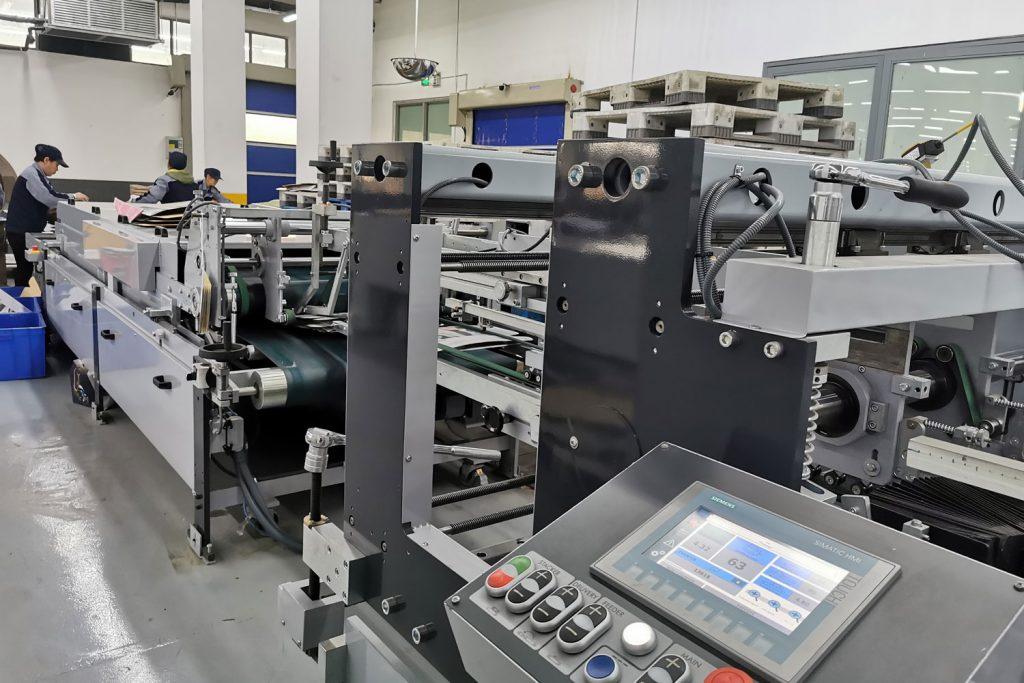 Impianti di produzione e attrezzature moderne: è così che Tianjin Haishun Printing & Packaging convince i clienti nazionali ed esteri