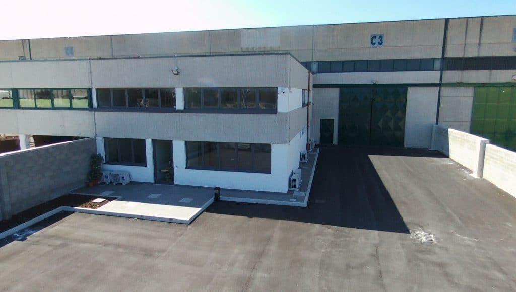 La nuova sede di SDR srl